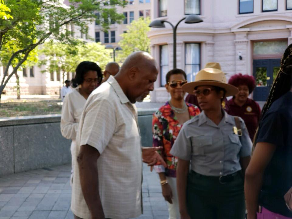 Free guided tour at the Mary McLeod Bethune Council House in DC - National Park Service national historic site