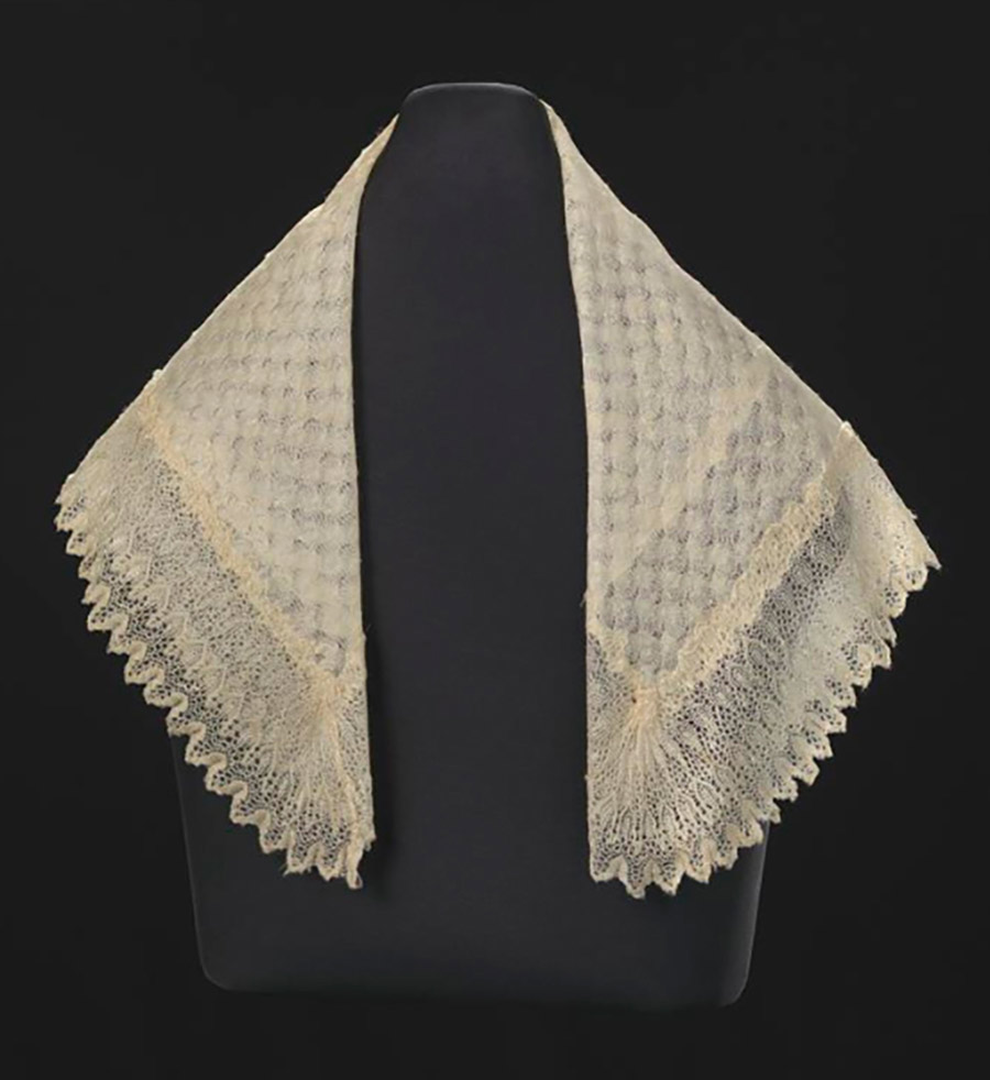Harriet Tubman Shawl at the National Museum of African American History and Culture