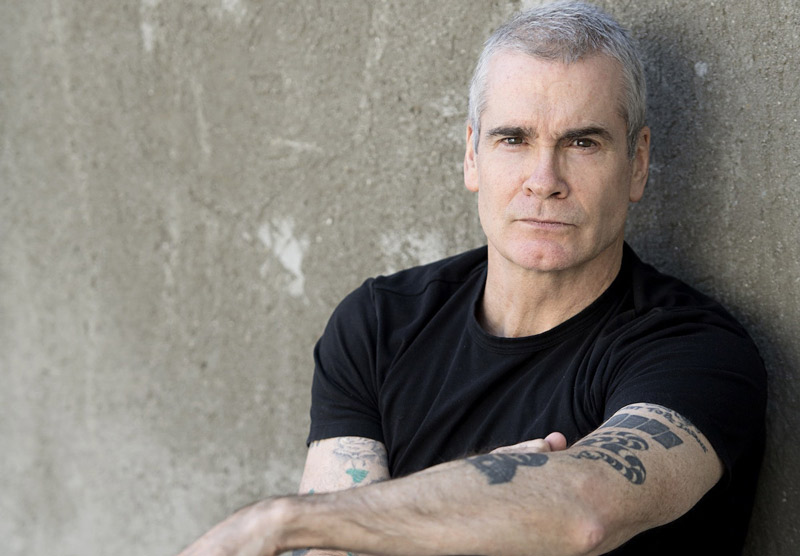 Henry Rollins Travel Slideshow - January Event at Lincoln Theatre in Washington, DC