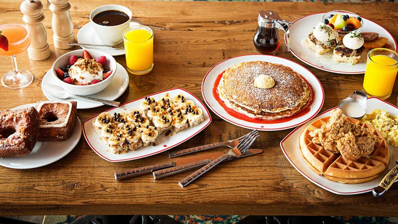 Where To Find The Best Brunch In Washington Dc Washington Org