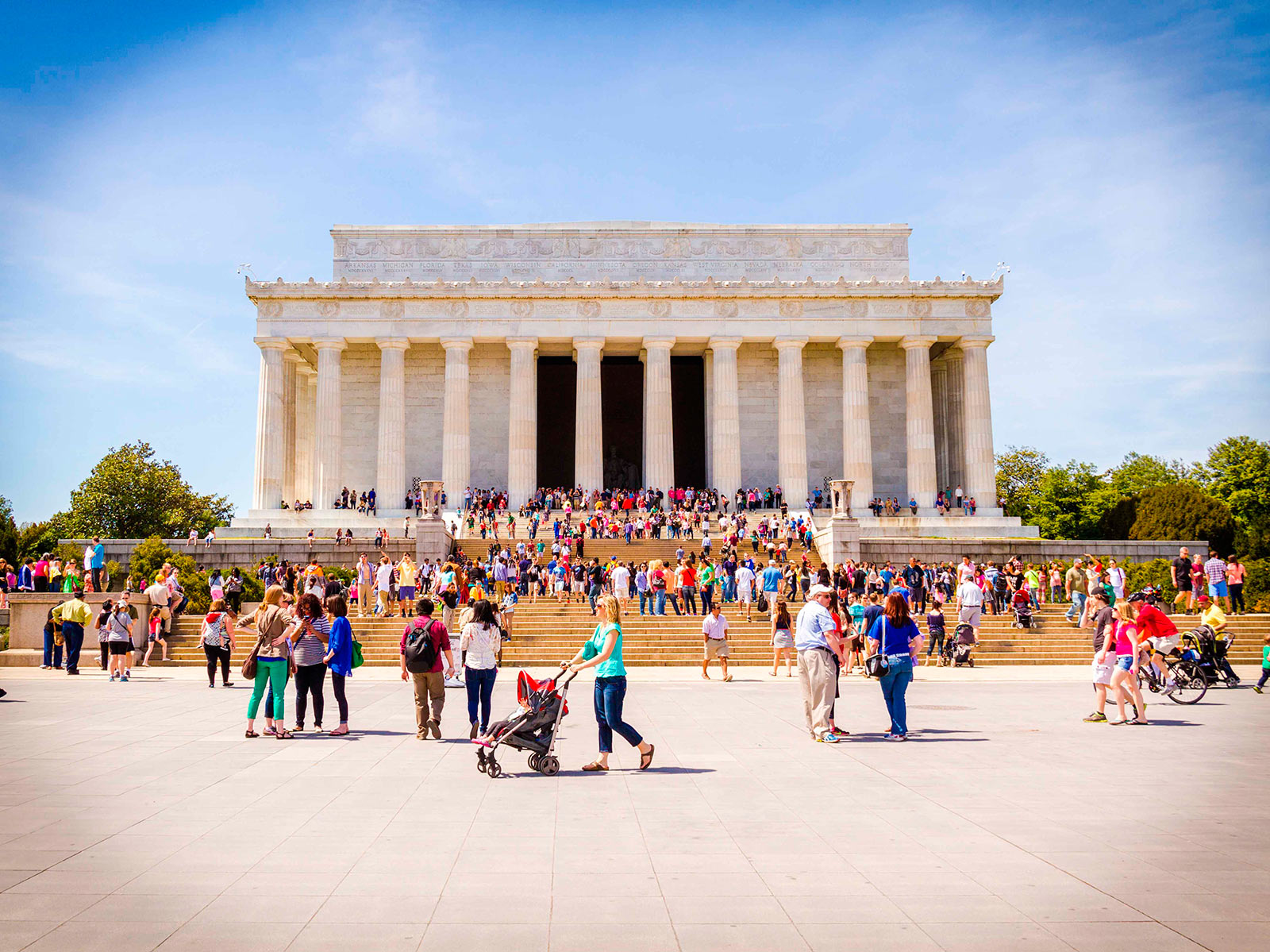 The Best Things to Do in Washington DC – Map Washington Dc Tourist Attractions