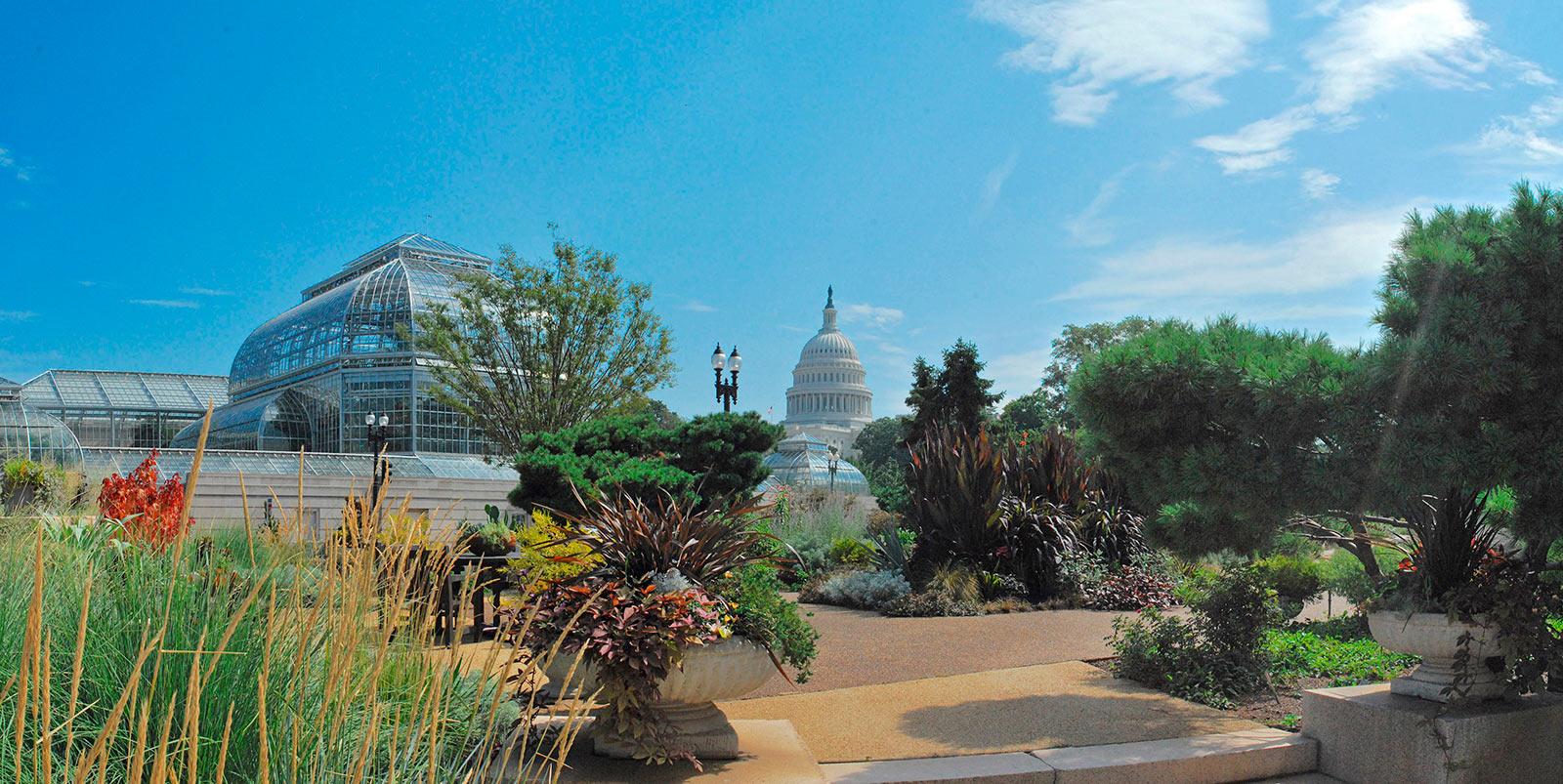 12 Inspiring Public Parks Gardens In Washington Dc