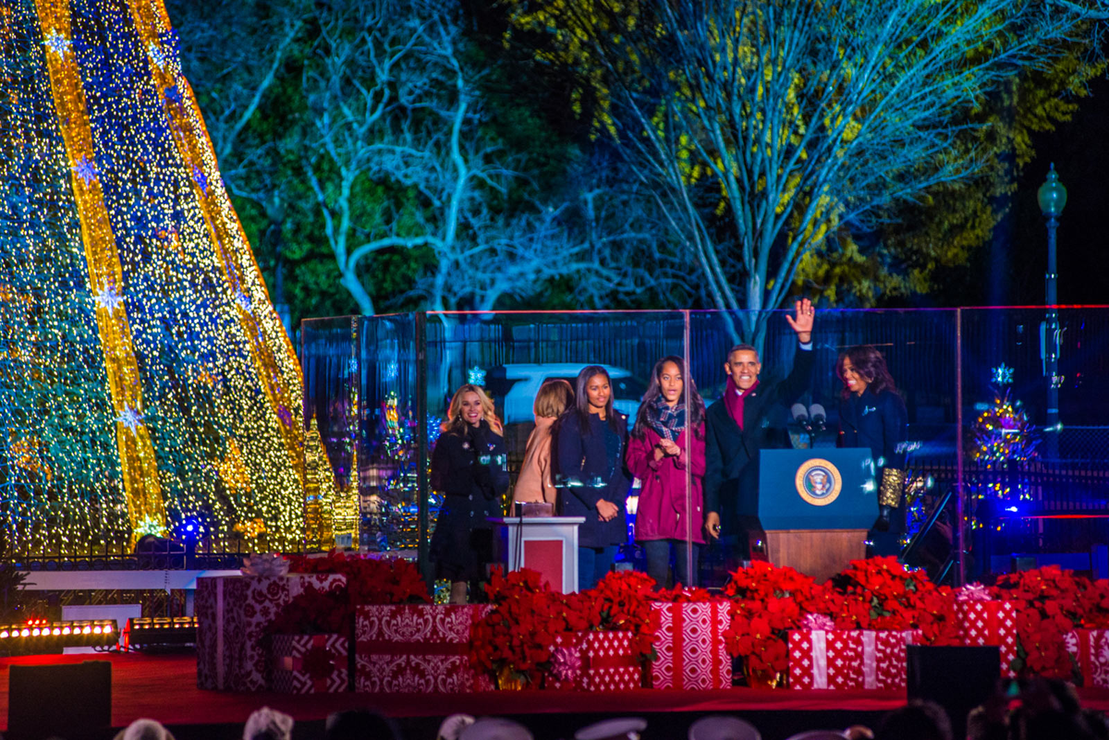 Holiday decorations at the white house are displayed during a press - Holiday Decorations At The White House Are Displayed During A Press 53