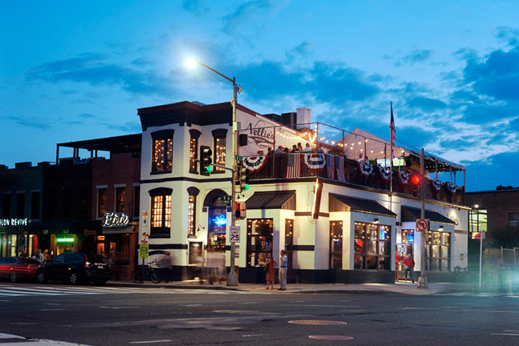 Nellie's Sports Bar on U Street - LGBTQ Bars in Washington, DC
