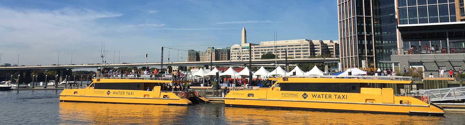Waterfront Activities & Boat Tours in Washington, DC