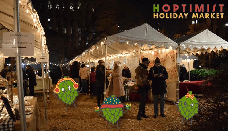 Hoptimist Holiday Market 2020