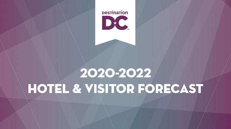 Hotel & Visitor Forecast 2020 - 2022