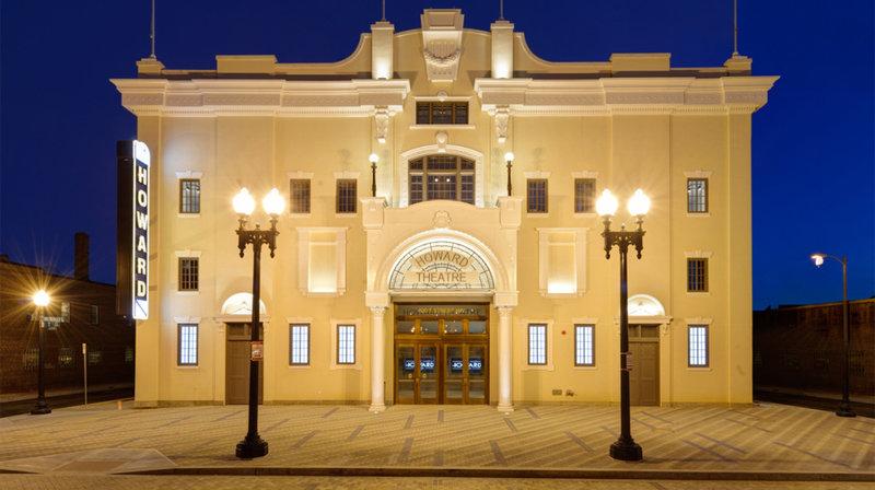 Historic Howard Theatre - Arts & Culture in Washington, DC