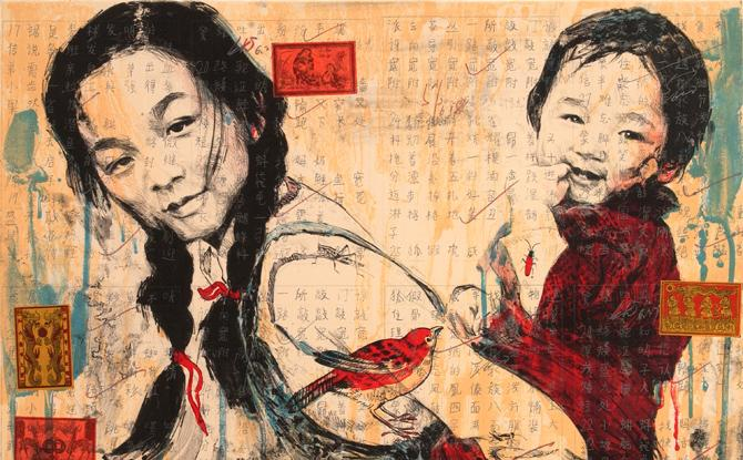 hung liu Hung liu hung liu is widely considered one of the most important chinese artists working in america today born in 1948 in chanchung, china, liu grew up under the.