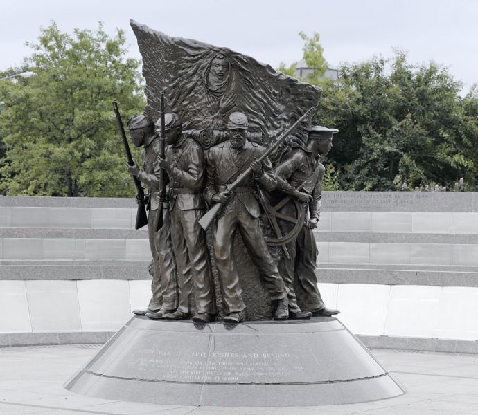 African American Civil War Memorial Washington Org