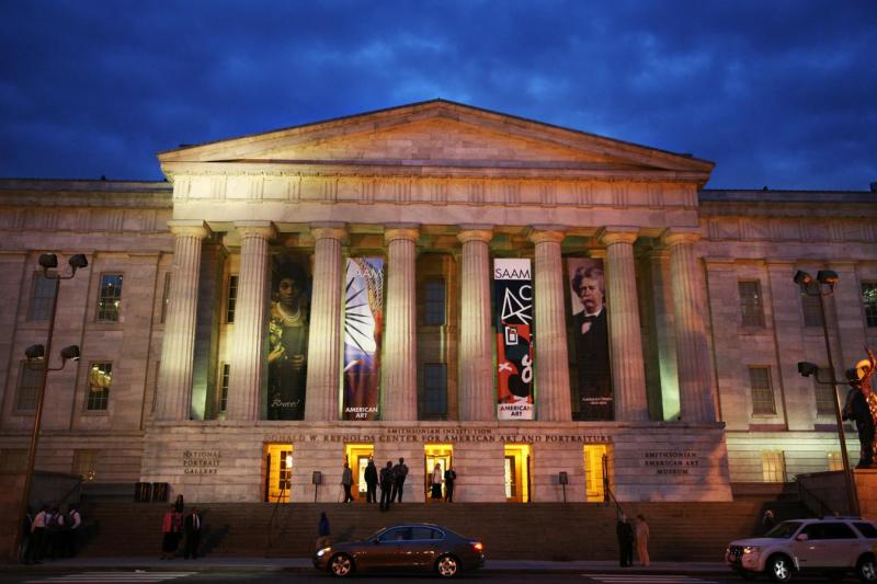 Smithsonian American Art Museum - Go Rolling Out