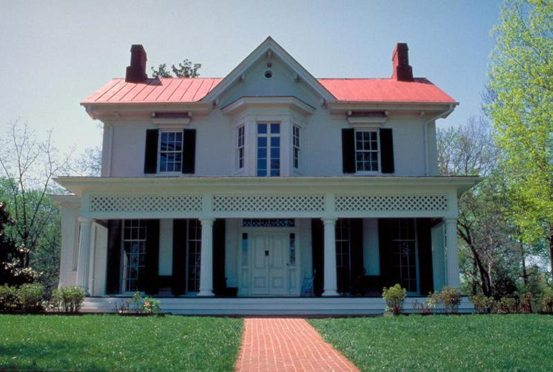 Frederick douglass national historic site for Buy house in dc