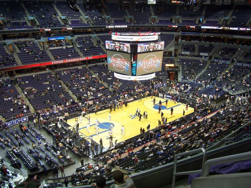 Verizon Center Hotels