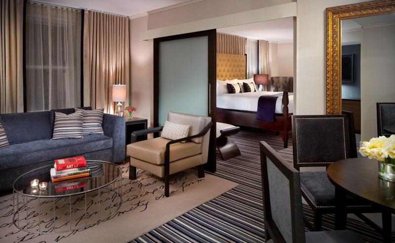 Kimpton george hotel for 3 bedroom suites in washington dc