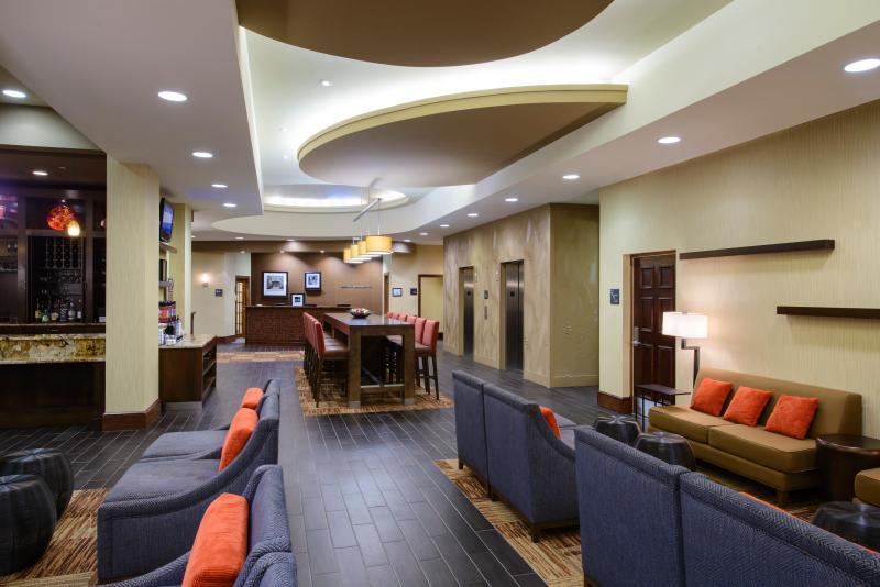 hampton inn dc convention center. Black Bedroom Furniture Sets. Home Design Ideas