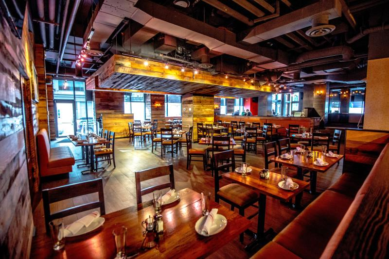 City tap house for Table restaurant dc