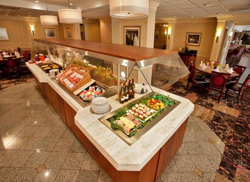 Holiday inn washington dc central white house for American cuisine washington dc