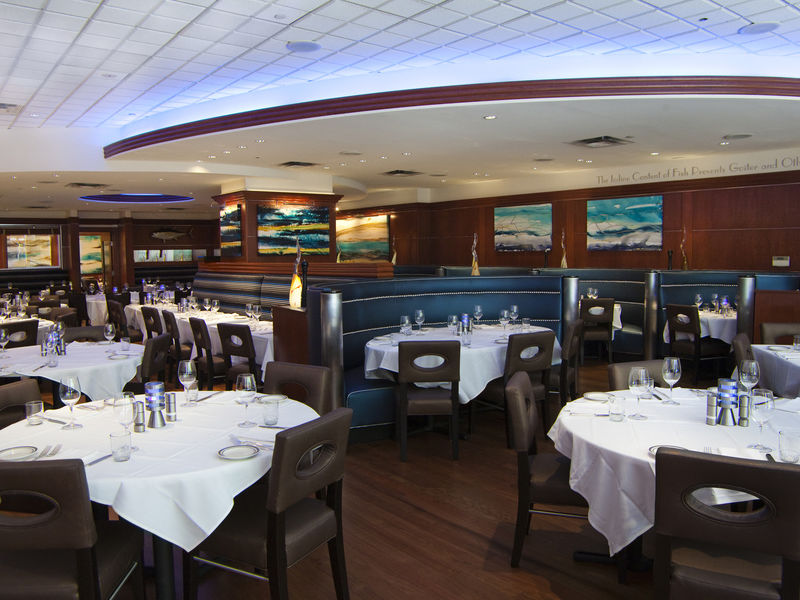 Oceanaire Seafood Room Washington Org