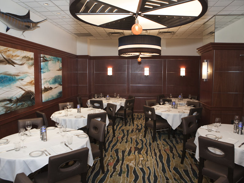 Oceanaire Seafood Room | Washington.org