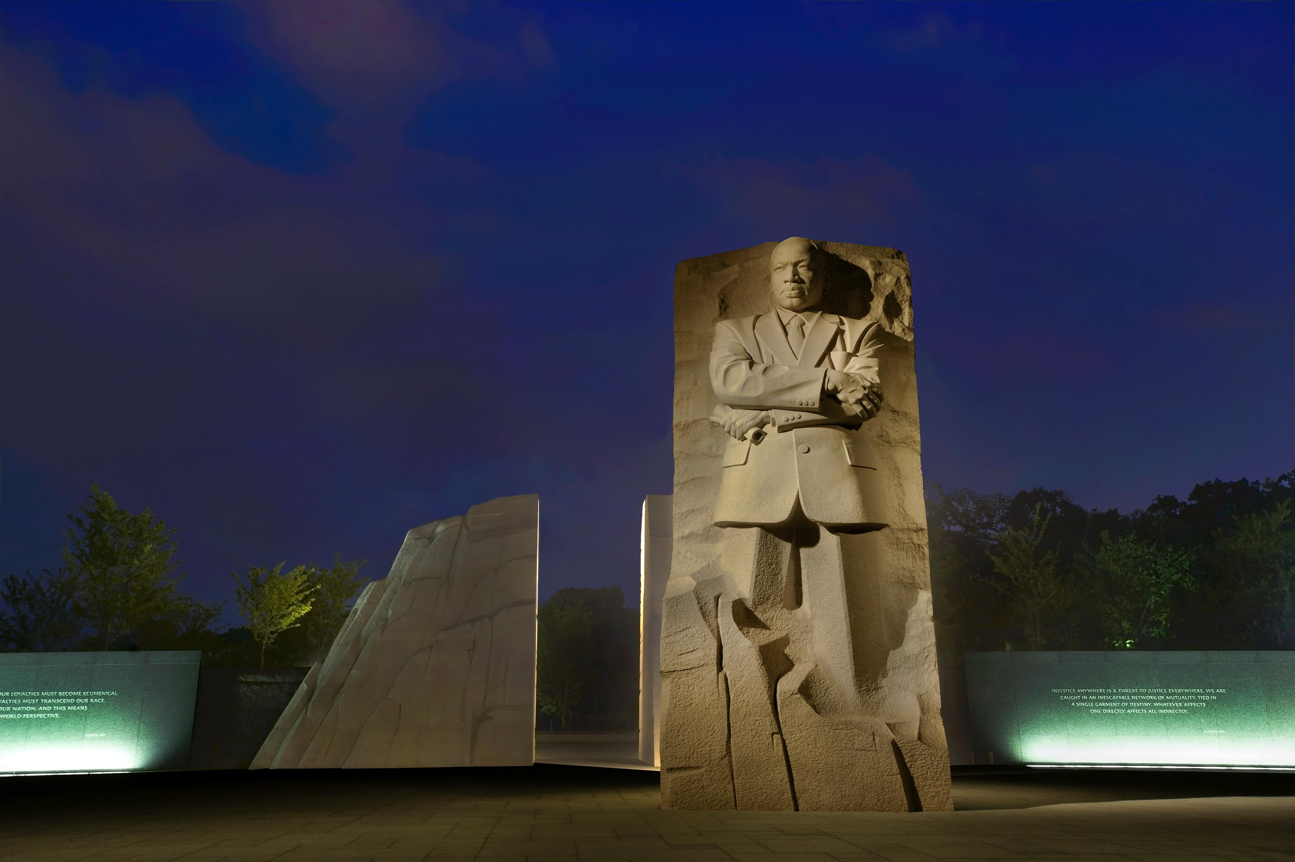 Martin Luther King Jr Memorial Washington Org
