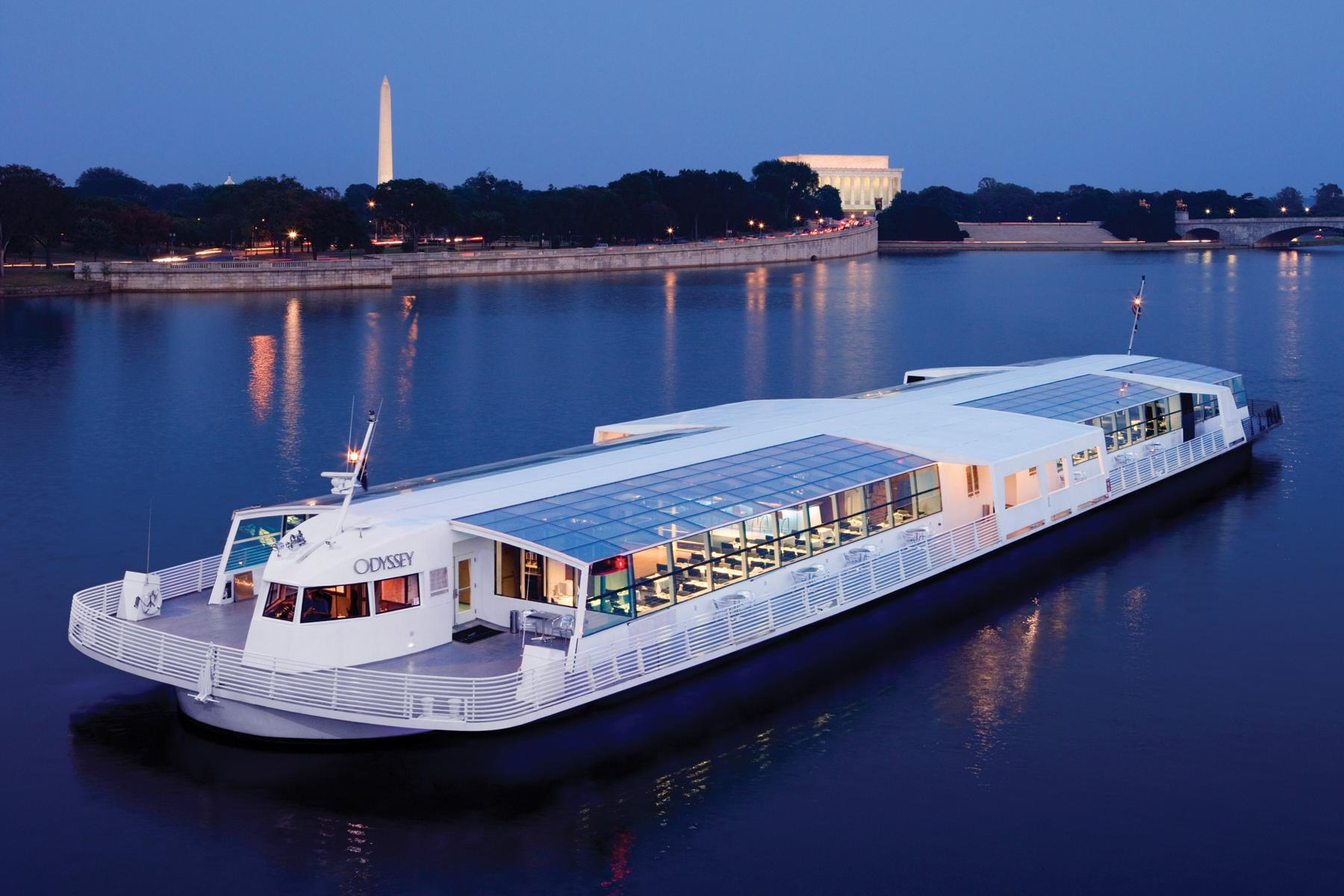 Entertainment Cruises Washington Org