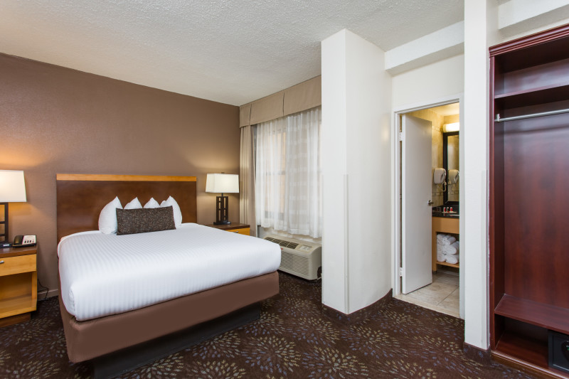 Dc Hotel Adjoining Rooms