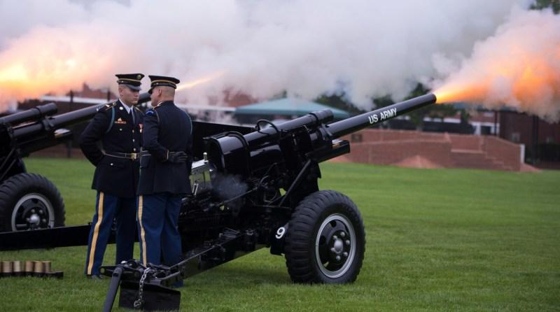 U S  Military District of Washington Public Affairs
