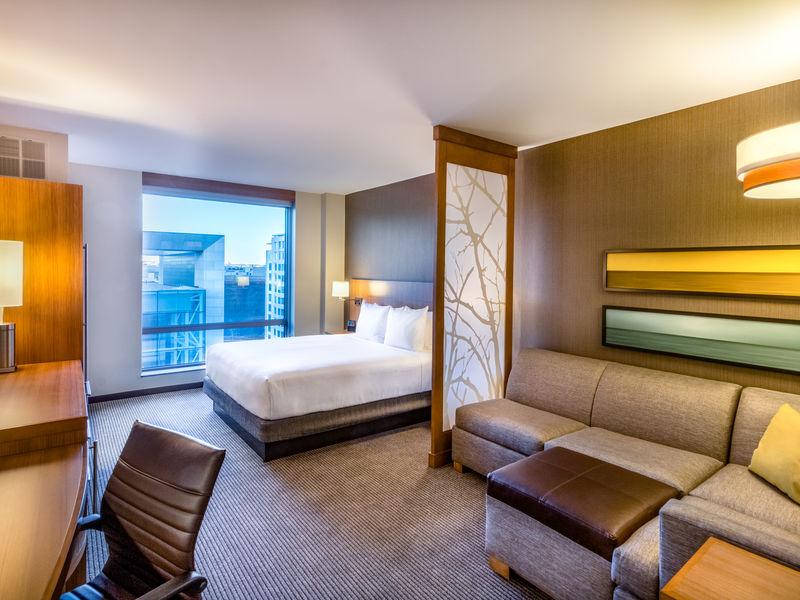 Standard Room Ada  King Bed