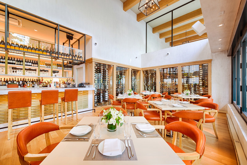 Image result for fig & olive dc private dining