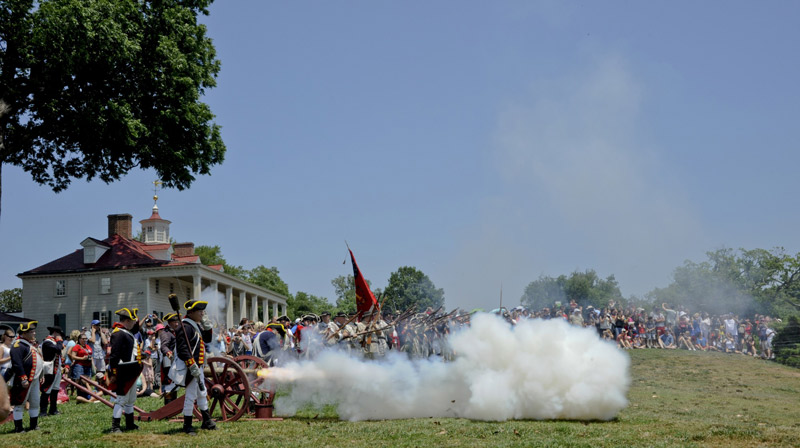 George Washington's Mount Vernon - Things to Do Independence Day Weekend Near Washington, DC