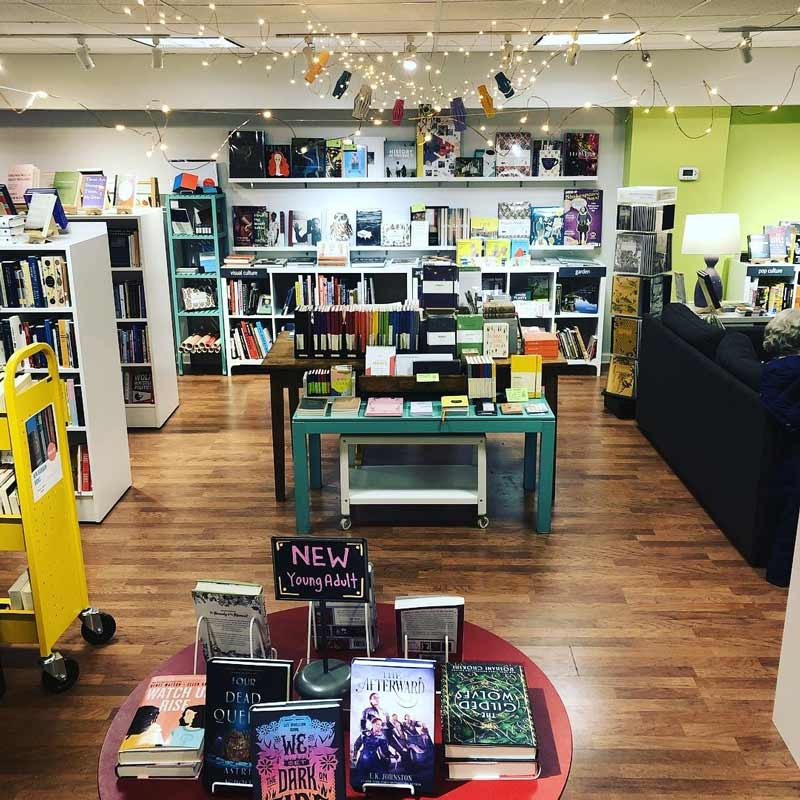 East City Bookshop on Capitol Hill  - The best bookstores in Washington, DC