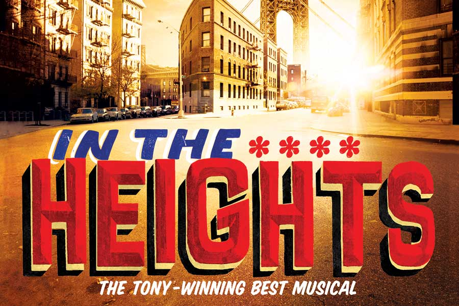 Broadway Center Stage: 'In the Heights' - Lin-Manuel Miranda's Tony-winning play at the Kennedy Center in DC