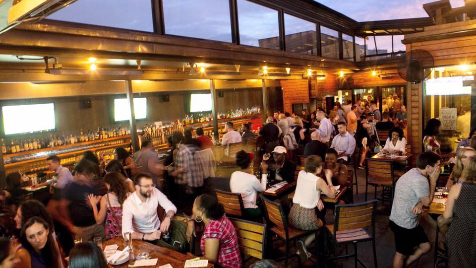 Jack Rose Dining Saloon - Rooftop Bars and Restaurants in Washington, DC