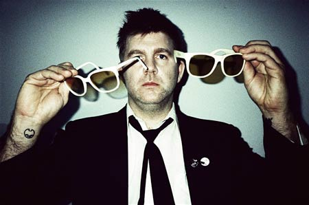James Murphy DJ Set at U Street Music Hall in Washington, DC