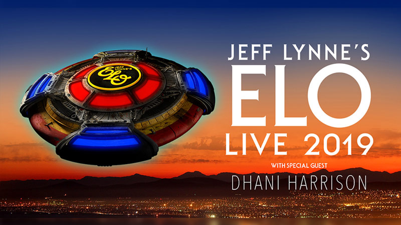 Jeff Lynne's ELO at Capital One Arena on July 11, 2019