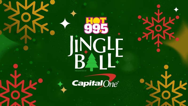 Hot 99.5 Jingle Ball at Capitol One Arena