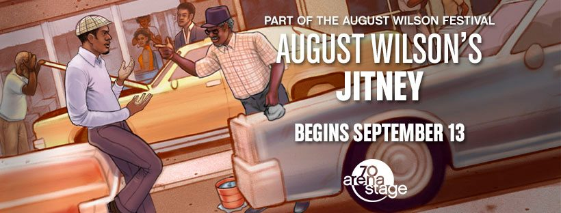 August Wilson's Jitney - August Wilson Festival at Arena Stage for the Performing Arts in Washington, DC