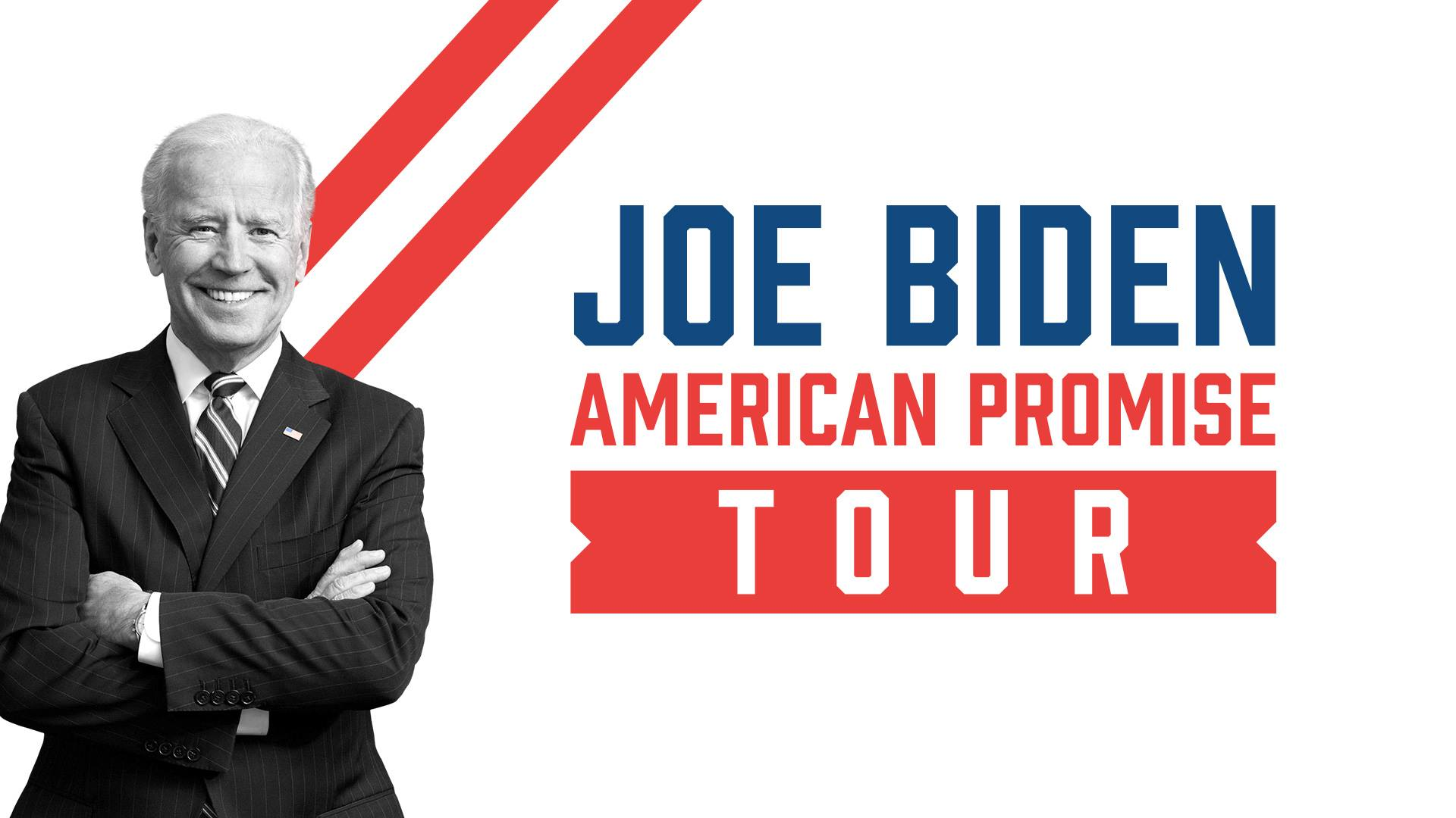 Joe Biden's American Promise Tour - The Anthem at The Wharf in Washington, DC