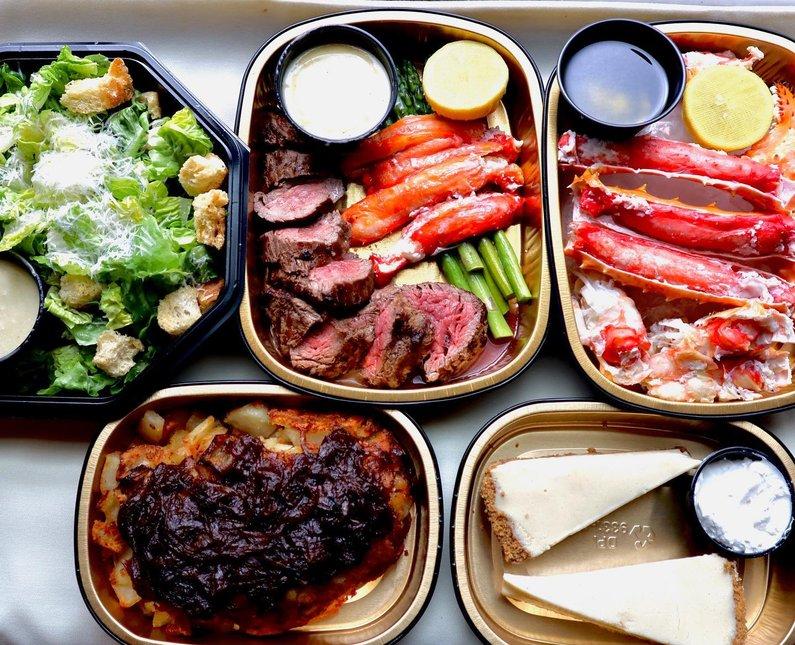 @joesseafood - restaurant week dc deal