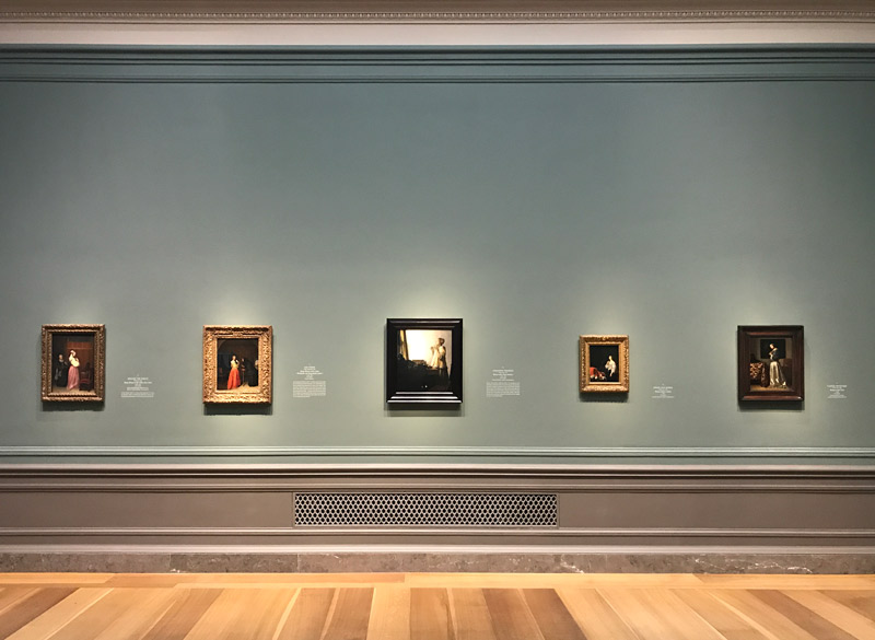 'Vermeer and the Masters of Genre Painting: Inspiration and Rivalry'  - Free Johannes Vermeer Museum Exhibit at the National Gallery of Art in Washington, DC