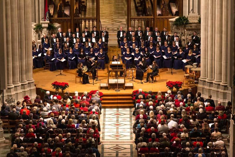 Joy of Christmas Concert at the Washington National Cathedral