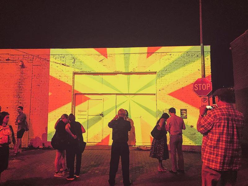 @kapeacor - Art All Night - Free arts event in Washington, DC