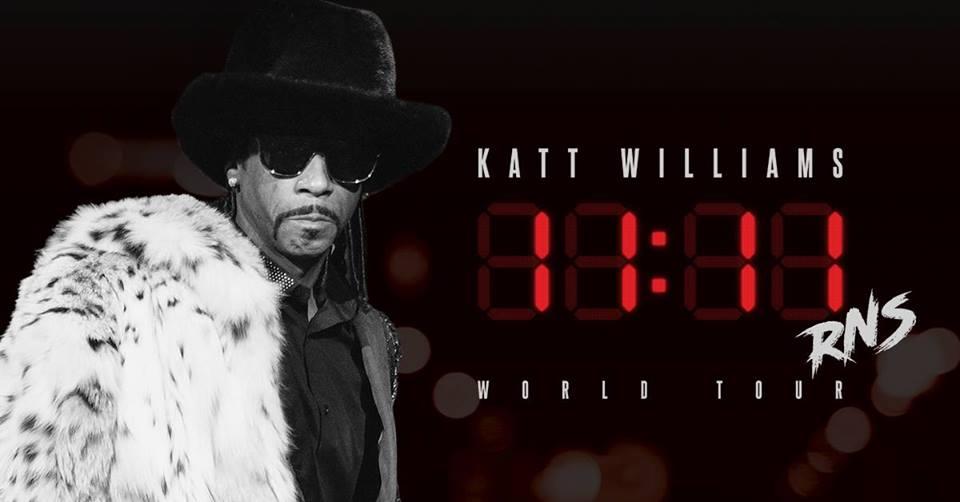 Katt Williams at DAR Constitution Hall - Spring comedy shows in Washington, DC