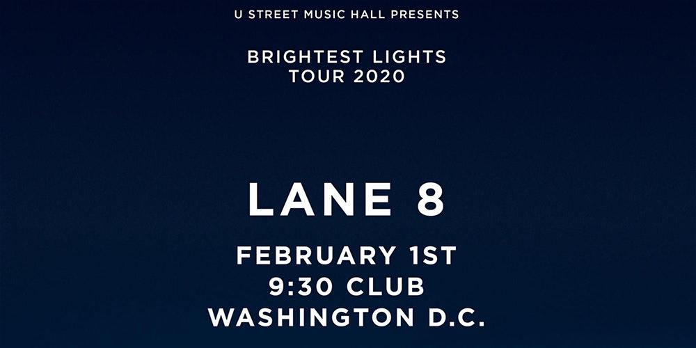 Lane 8 at 9:30 Club