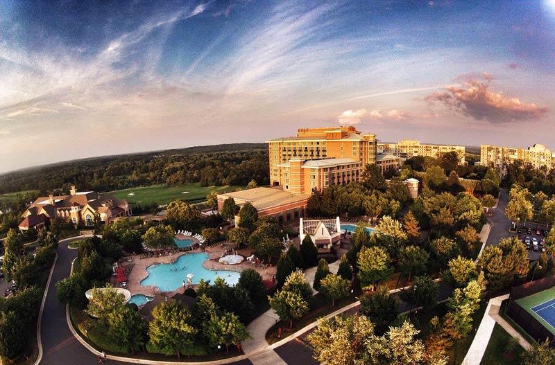 Lansdowne Resort and Spa - Resort in Virginia near Washington, DC