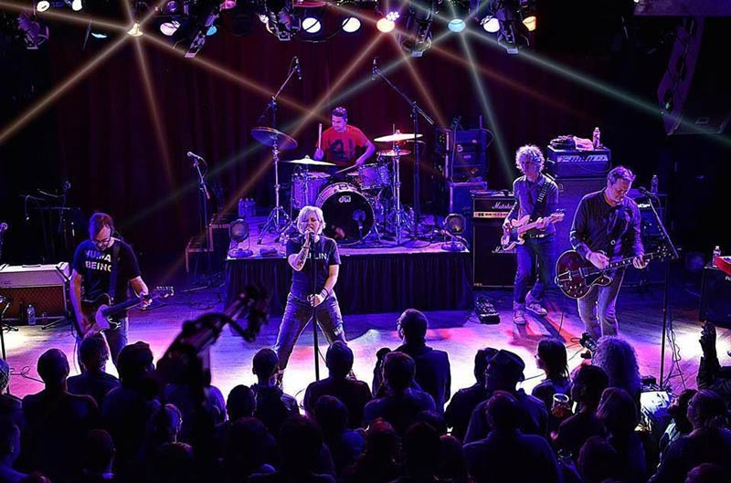 Letters to Cleo concert this fall at Union Stage at The Wharf in Washington, DC