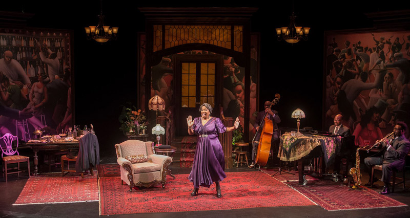 'The Devil's Music: The Life and Blues of Bessie Smith' - Mosaic Theater Company at Atlas Performing Arts Center in Washington, DC