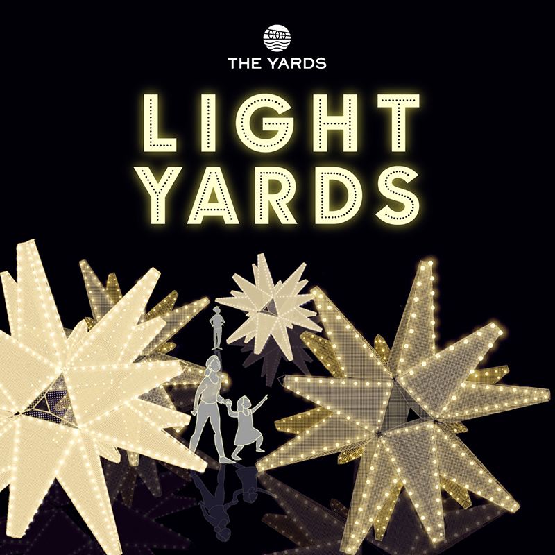 The Yards Presents Light Yards
