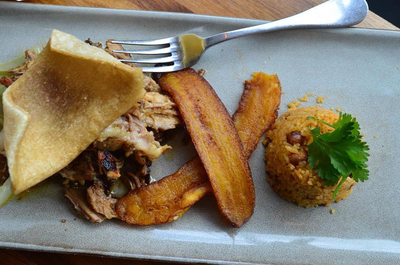 @littlehavanadc - Lechon Caribe pork dish at Little Havana in Columbia Heights - New restaurants in Washington, DC