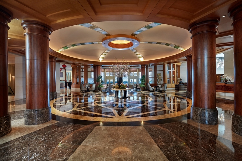 Mandarin oriental washington dc for Hotel design washington dc